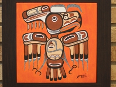 544-Pájaro azteca
