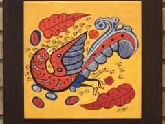 545-Pájaro fantasía
