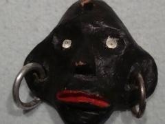 2.017-Amuleto africano