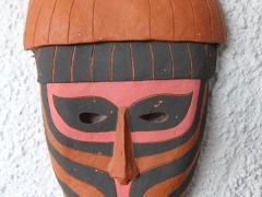 2021- Máscara franjas cara