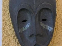 2022- Máscara negra