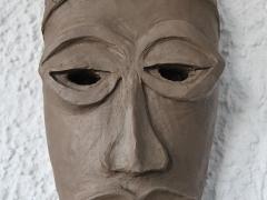 2026- Máscara africana