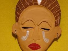 2027- Máscara con aros