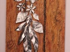 111-Flores de metal