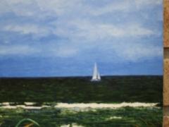 114-Barca varada