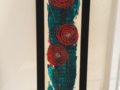 123-Flores rojas